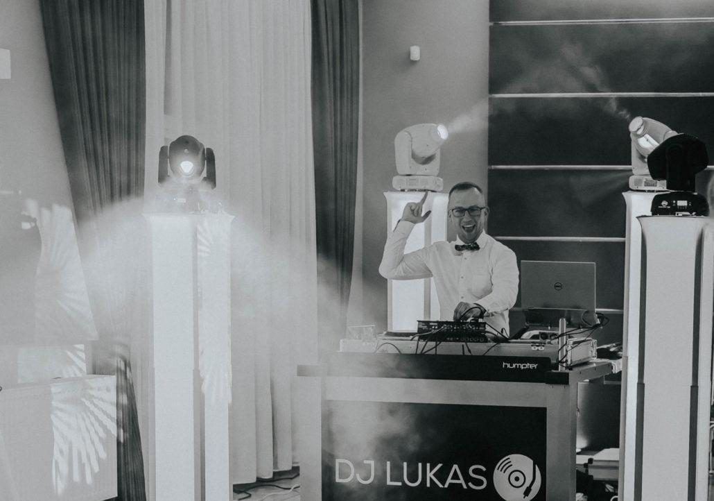 DJ Lukas | DJ na wesele | dj na wesele polsko włoskie