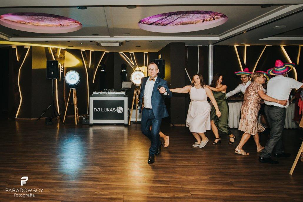 Animacje taneczne - Najlepszy DJ na wesele